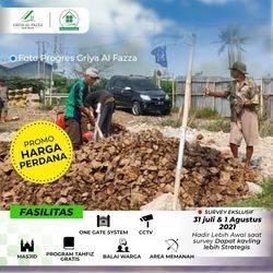 Tanah Siap Bangun Griya Al Fazza Rajeg Tangerang