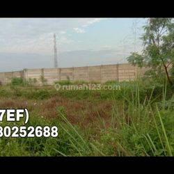 (3887EF) Lahan/Tanah Tigaraksa Tangerang Banten Murah Langsung dengan Pemilik