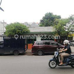 Tanah & Bangunan [Hitung Tanah] Kebon Jeruk Jakarta Barat