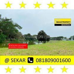 Kavling Suvarna Sutera Cikupa Tangerang ! View Golf Dan Danau !