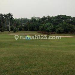 Kavling Bukit Golf BSD City View Golf Course