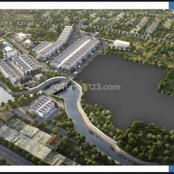 Kavling Taman Tekno X BSD City | Kawasan Pergudangan Aman 24 Jam Dekat Tol |