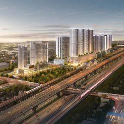 LRT City Bekasi - Eastern Green 1