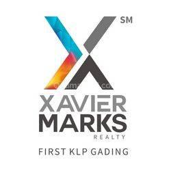 Xavier Marks First Kelapa Gading