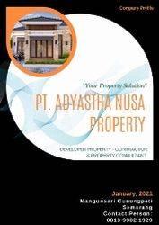 Danang PT. Adyastha Nusa Properti™
