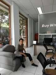 Aris Ray White Citra Garden