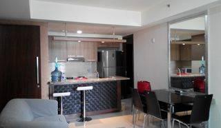 Apartemen ST Moritz 2 BR di Tower New Royal Siap Huni
