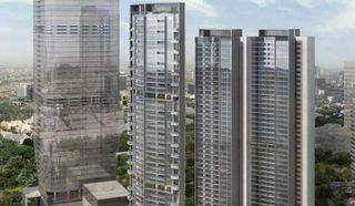 Anandamaya Residences Apartment 2BR Type Deluxe FOR S.A.L.E.