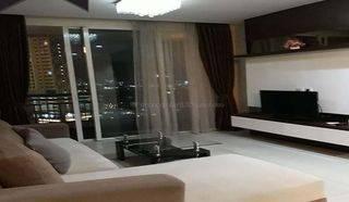 Apartemen Central Park Residence 2BR Fully Furnished Midle Floor View Tribeca