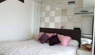 Apartemen Central Park Residence 1BR Furnished Lantai Tengah Lokasi Strategis