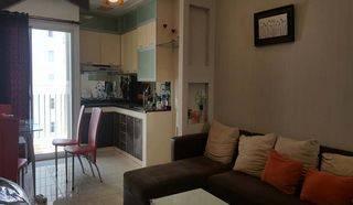 Apartemen Medit 2 Residence 3BR Full Furnish Lantai Tengah view Pool