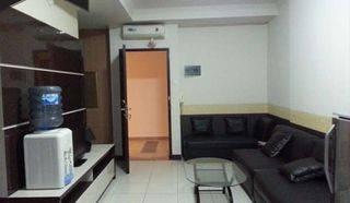 Apartemen Mediterania Garden 2BR Full Furnish Lantai Tengah Lokasi Strategis