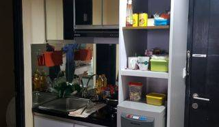 Apt 1 Bedroom Full Furnished, Lokasi Strategis