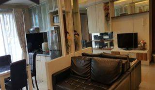 Apartemen Royal Mediterania Garden 2BR Full Furnish Middle Floor Tower Lavender
