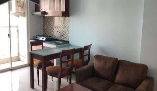 Apartemen Royal Mediterania 2BR Full Furnish Lantai Rendah View Tribeca