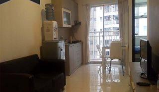 Apartemen Mediterania Garden 2BR Full Furnish Low Floor Tower G view City