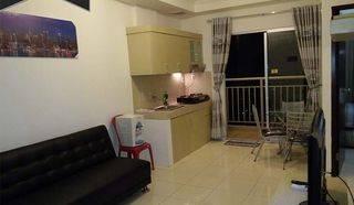 Apartemen Mediterania Garden 2, 2BR Fully Furnish High Floor View City