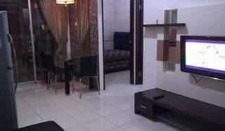 Apartemen Mediterania Garden-Type 2BR Full Furnished High Floor