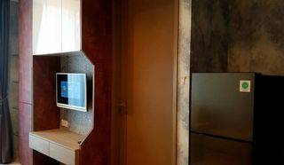 taman anggrek residence, 1 kamar furnish bagus, harga murah