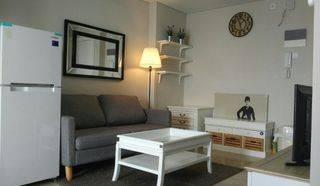 Apartemen Metro Park Furnished Bagus 2BR Middle Floor