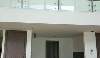 Apartemen ST Moritz Tipe SkyLoft 2 Lantai Semi Furnished