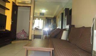 Best Price !! Apartemen Mediterania Garden 3BR Full Furnished Low Floor
