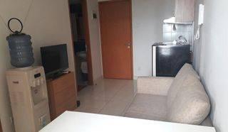 apartement type 2 bedroom+, lokasi ok, tenang, furnish, bagus