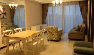 Apartement St Moriz The Royal Suite Tower 2 BR Full furnish