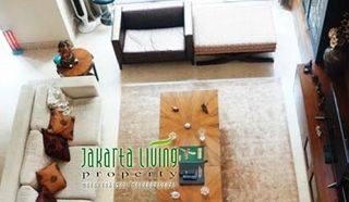 S.a.l.e Townhouse Pakubuwono Residence with Contemporary design for Modern Living.