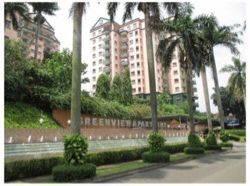 Apartemen Luas Nuansa Hijau Pondok Indah Jakarta Selatan