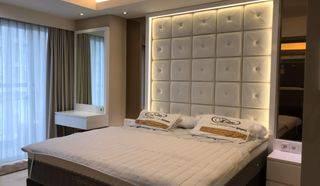Royal Mediterania Garden Residences, type Studio, Furnish bagus, lantai rendah