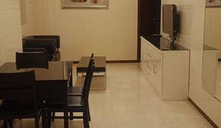 Royal medit, 3 bedroom, furnish bagus, harga murah, lantai rendah