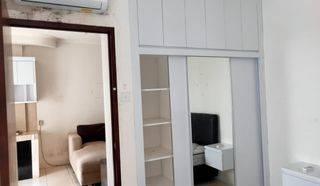 Medit 2, 2 kamar, furnish bagus, favorit tower, lantai rendah, harga ok