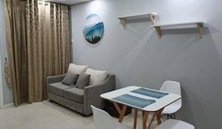 Royal Mediterania Garden Residence, 2 BR Furnished Brand New Lantai Rendah