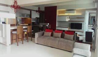 Apartemen One Park Residence Kebayoran Baru, Luas 91m1