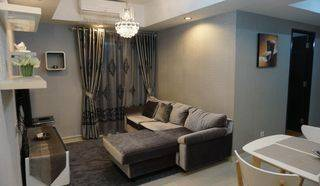 APT THE WAVE EPICENTRUM FULLY FURNISHED IDR 1.390.000.000 CAN NEGOTIATE TOWER SAND