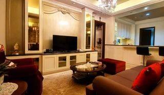 Apartemen ST Moritz Tower Presidential 4 BR Furnished Siap Huni