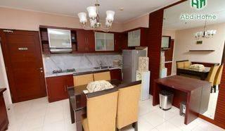 Apartemen Casablanca Mansion 3BR Fully Furnished dekat Kuningan