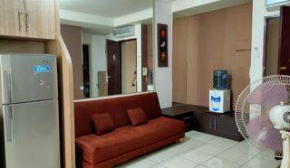 Medit 2, 2 bedroom, furnish bagus, lantai rendah, harga murah