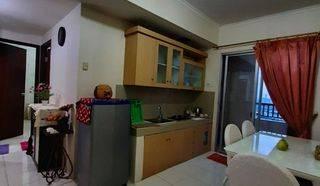 apartemen cantik, siap huni, tinggal bawa koper dan barang2 pribadi