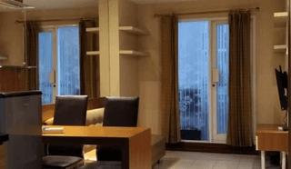 Apartemen Puri Parkview Jakbar Twr B 35m2 2BR Furnished