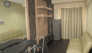 Apartemen Puri Parkview Jakbar 1BR 35m2 Full Furnished