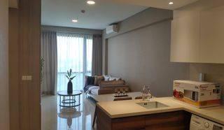 Apartement Baru Full Furnished Di Navapark BSD.