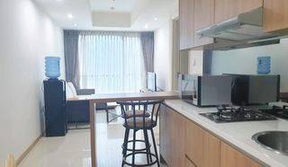 APARTMENT CASA GRANDE RESIDENCE TOWER MONTANA 1 BEDROOM 42M2 MIDDLE FLOOR FURNISHED BY IR ULTIMATE PROPERTY