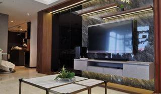 BAGUSSS!!! APARTEMEN ROYAL MEDITERANIA GARDEN 3 BEDROOMS FURNISHED, PODOMORO CITY, JAKARTA BARAT