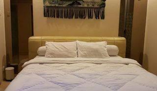 2+1 BEDROOMS FURNISHED APARTEMEN MEDITERANIA GARDEN RESIDENCE 2, PODOMORO CITY, JAKARTA BARAT