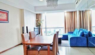 Apartemen Kemang Village with 3 BR and Full Furnished