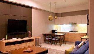 Apartment 1 Park Residences - 2 BR Size 92 m² Furnished, Good Condition - Sri Pangestuti 0819 0865 8015, Gandaria Jakarta Selatan