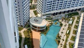 TERMURAAHHH Apartemen PURI MANSION luas 21M2 di Jakarta Barat