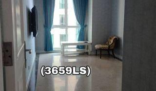 (3659EF) Harga Nego Khusus Bulan Ini Apartemen Casablanca Jakarta Selatan Murah